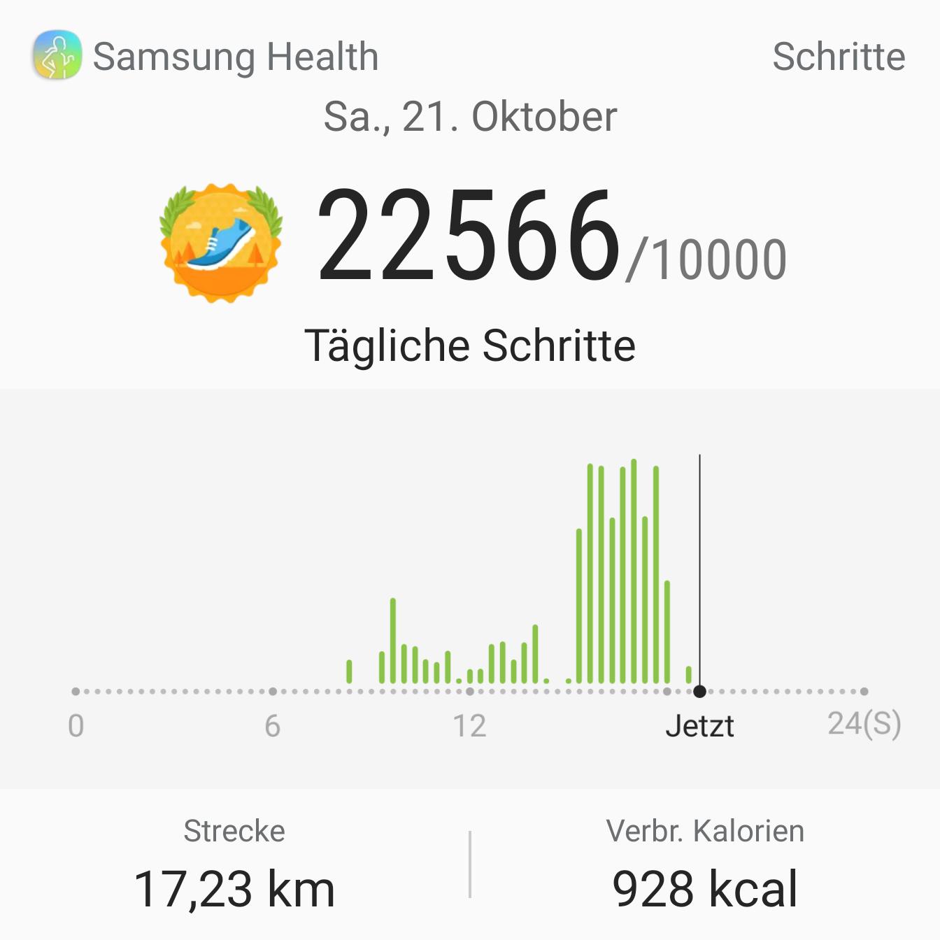 S Health Gear S3 Challenge Wer Macht Die Meisten Schritte