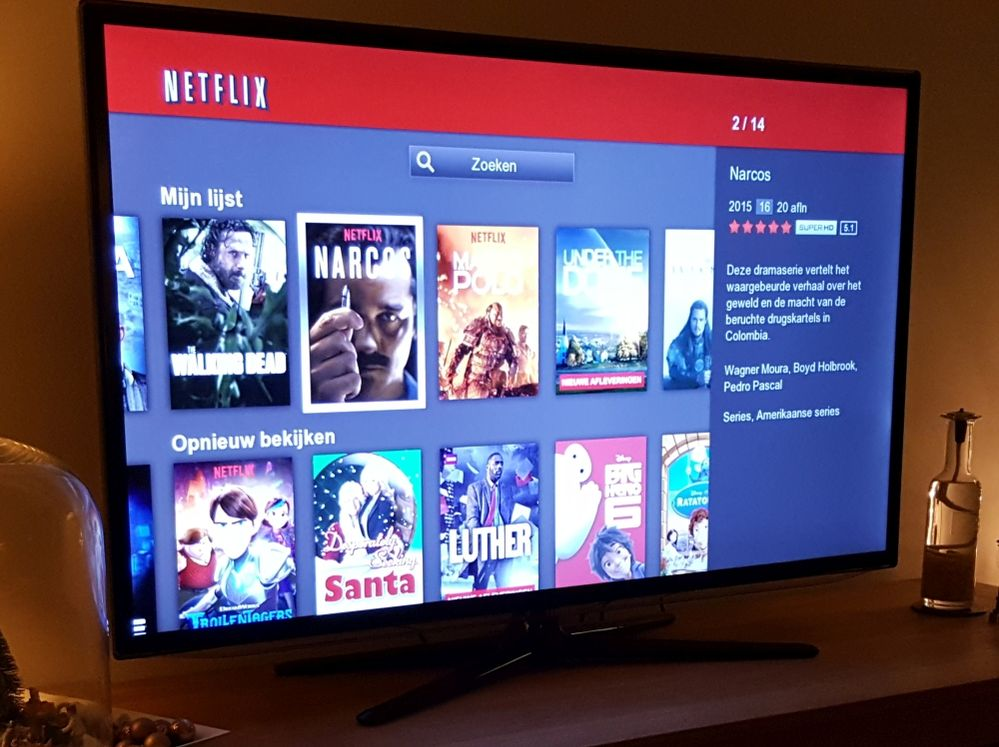 wat te zien op tv