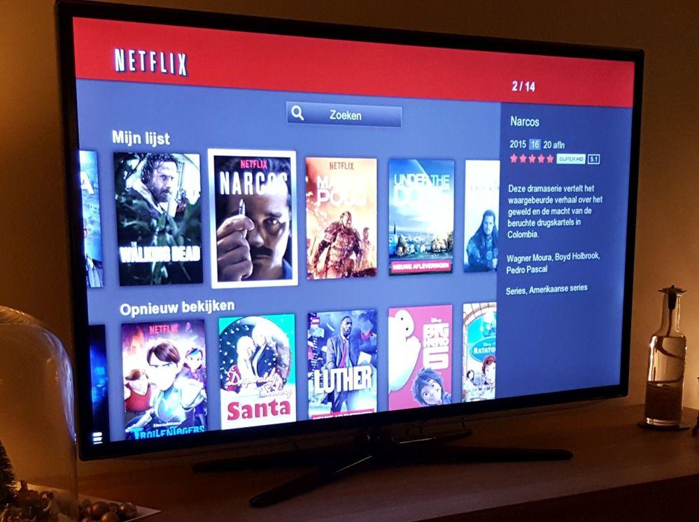 Opgelost netflix app op smart tv hoe te wisselen tussen profielen samsung community - Hoe te beheren ...