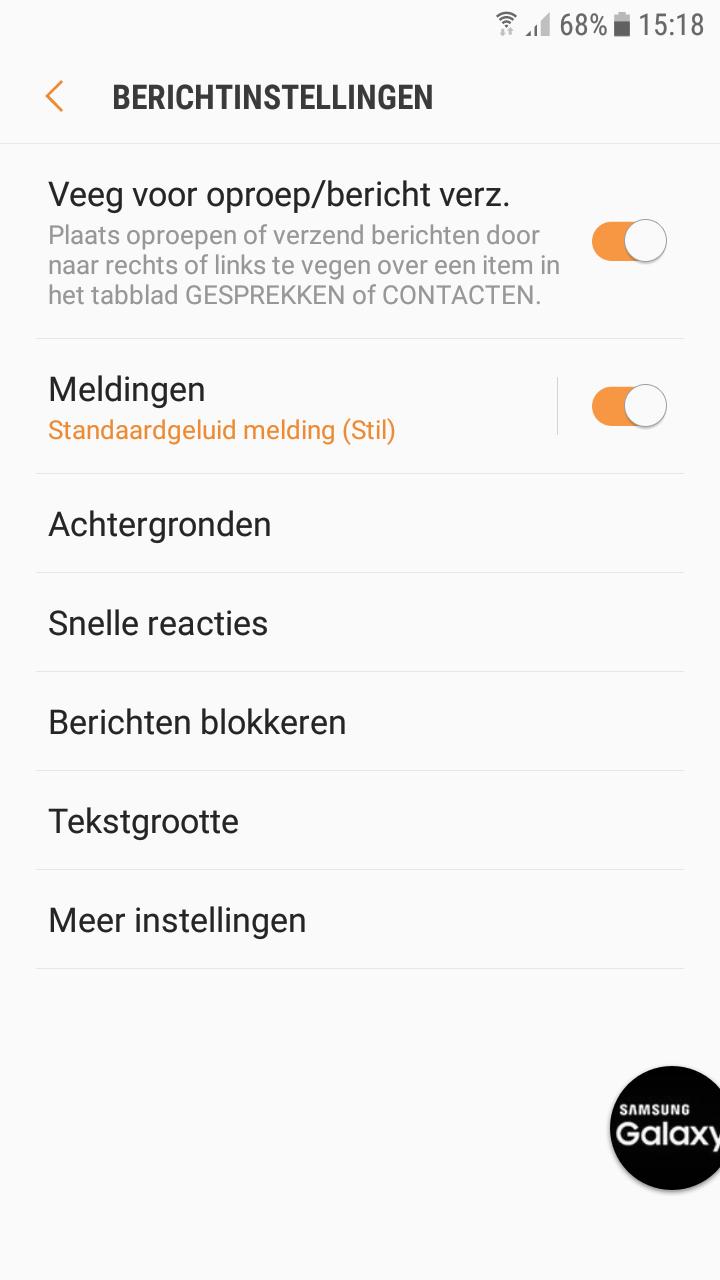 NL Alert Android instellen: zo doe je dat op jouw telefoon