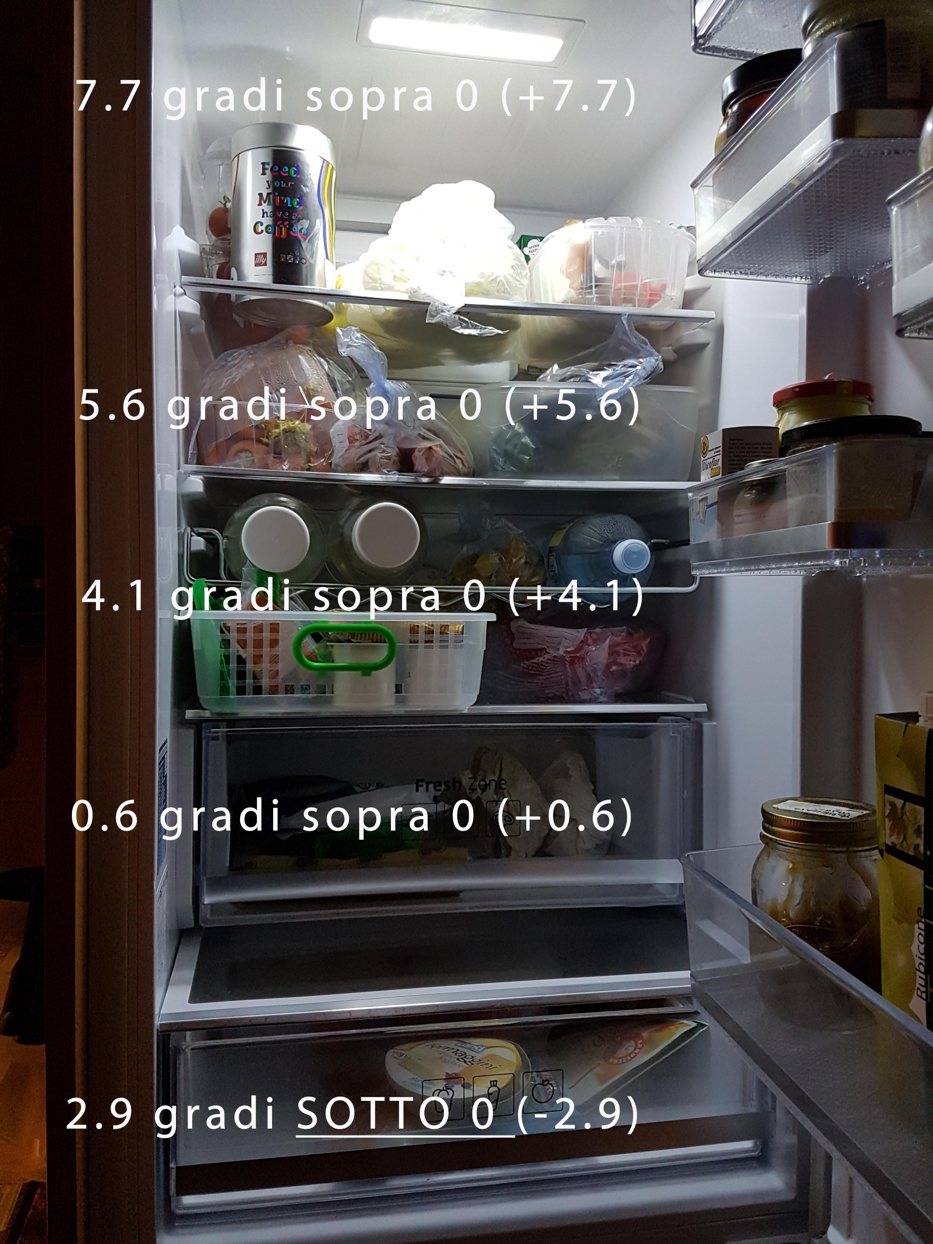 frigo incasso brb260031ww fa troppo freddo - samsung community