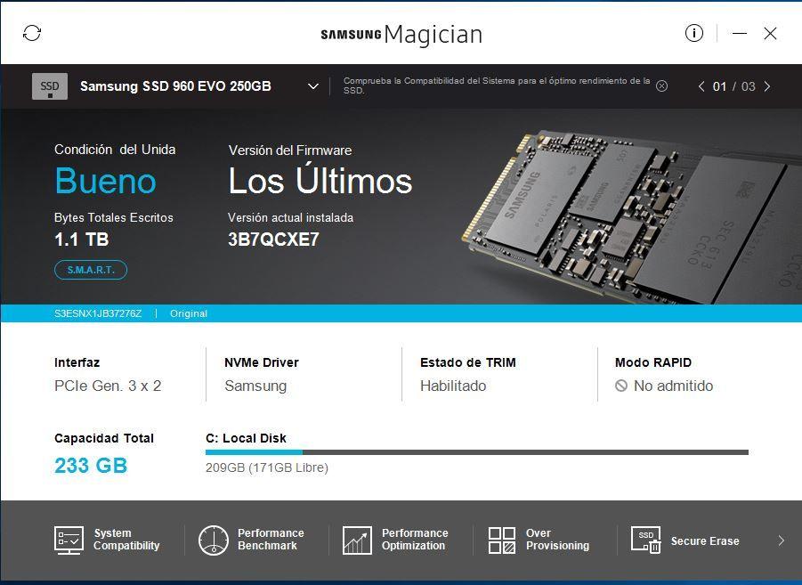 Samsung_Magician pcie gen 3 x 2.JPG