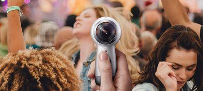 Rundum alles im Blick? So nehmt ihr Fotos und Videos mit der Samsung Gear 360 Kamera auf!