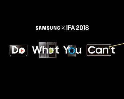 Berlin, Berlin, wir fahren nach Berlin! Die IFA 2018 und das Samsung Community Event