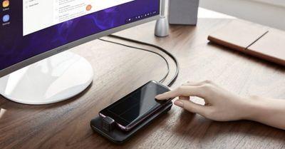 Vezměte si svou kancelář s sebou, ať jste kdekoli: Samsung Dex Pad