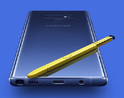 Galaxy Note9: participa en las clases magistrales online