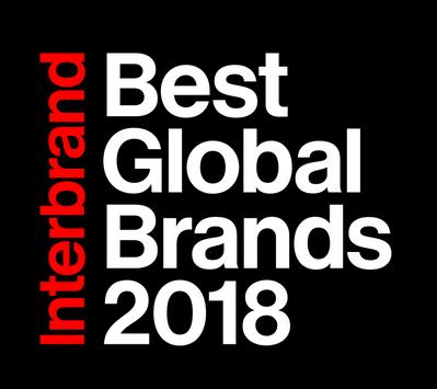 Samsung Electronics 6° Best Global Brands 2018