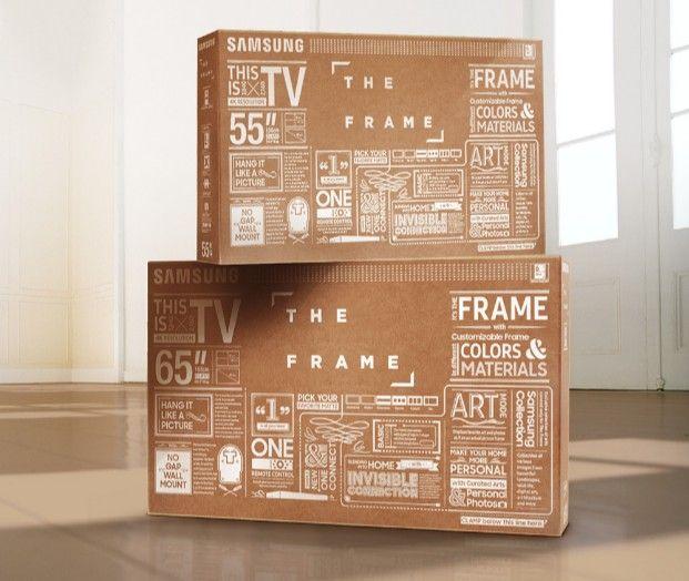 hebdotopic faites entrer l 39 art chez vous avec the frame samsung community. Black Bedroom Furniture Sets. Home Design Ideas