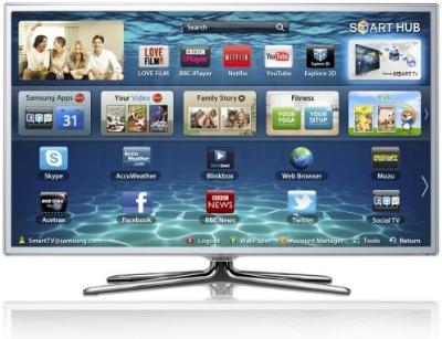 Download Drivers: Samsung UE46D8000YU SMART TV