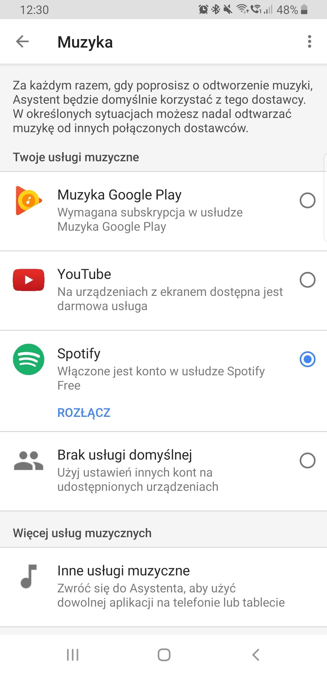 Rozwiązano Premiera Asystenta Google W Polsce Samsung Community