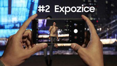 Fotíme mobilem #2 Expozice