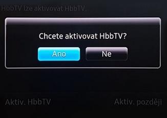 Co je to HbbTV a jak ho zapnout u Samsung TV?