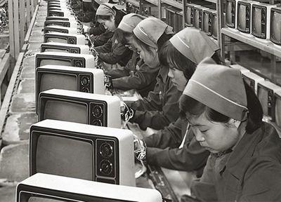 Od sušených ryb k top elektronice: Příběh společnosti Samsung