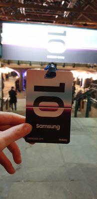 The Future Unfolds: Met de Samsung Community naar Galaxy Unpacked!